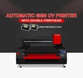 带有计算机的高速自动XP6090 UV打印机 7