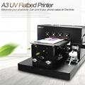 新型自动A3UV打印机6色打印机 2