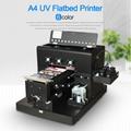 新升級的6色A4 UV平板打印機 3