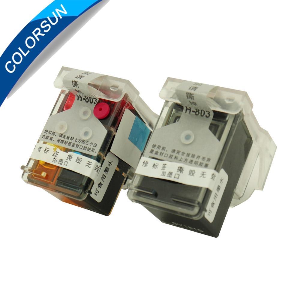 用于咖啡打印机的可食用墨盒,用于HP 803BK 803颜色的食品打印机 2