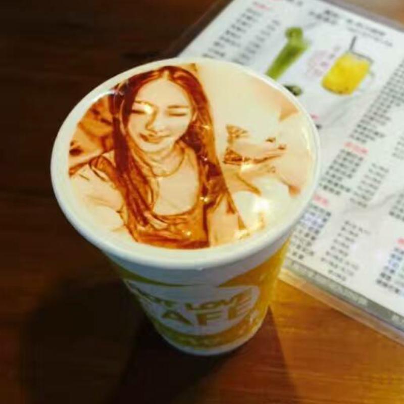 食用咖啡打印2杯打印機CSC2 4