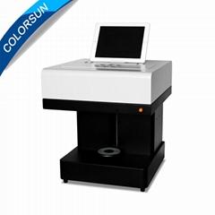 新到達CSC1自拍照咖啡打印機,用照片自己動手製作咖啡