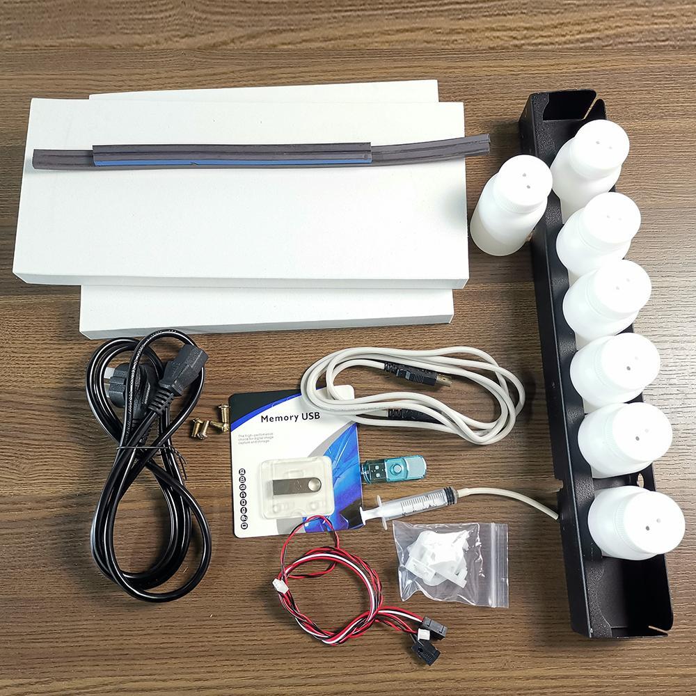 彩陽自動A3大小8色DX5 dtgR2000T卹打印機 11