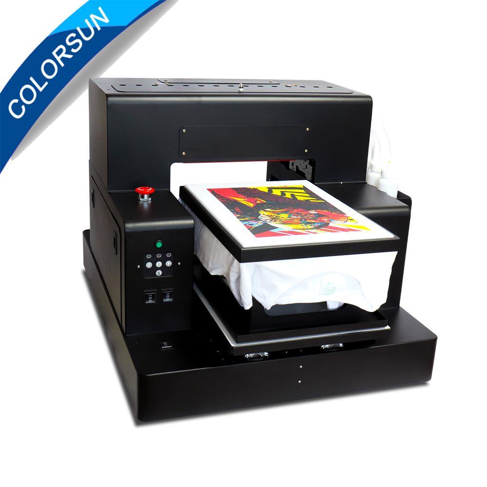 Colorsun新款A3 +尺寸F3050dtg T恤打印机 2
