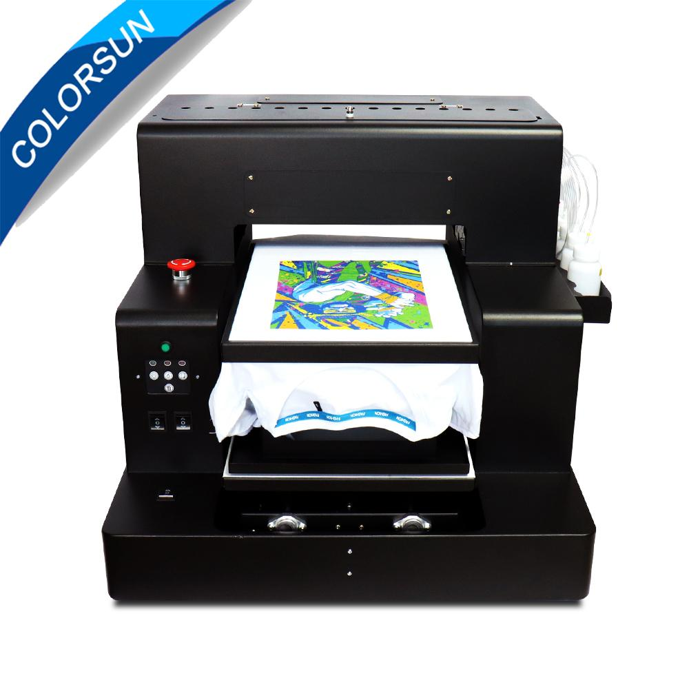 Colorsun New A3+ Size F3050 digital direct to garment dtg T-shirt printer