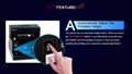 Colorsun New A3+ Size F3050 digital direct to garment dtg tshirt printer  8
