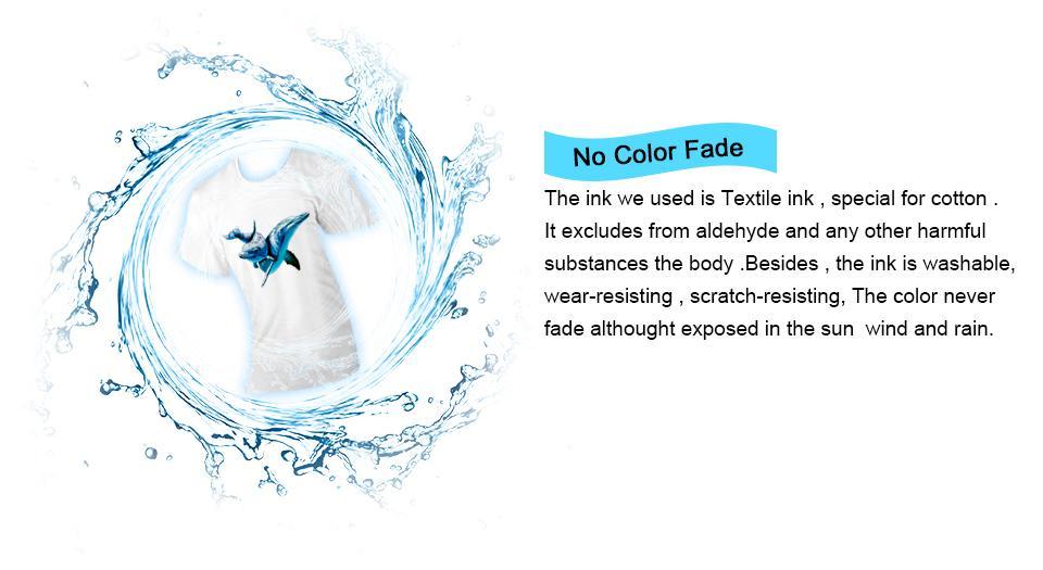 Colorsun新款A3 +尺寸F3050dtg T恤打印机 13