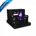 Automatic A3 size UV flatbed printer