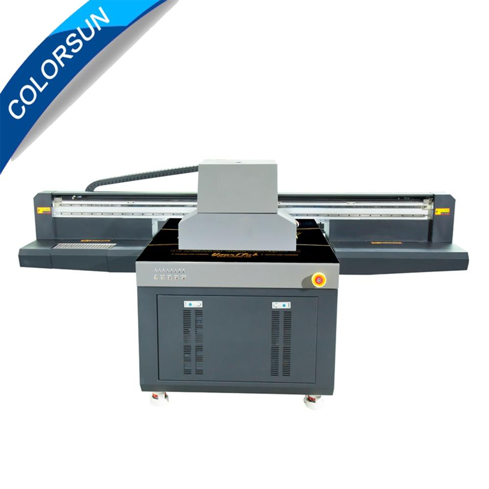 2020 New Automatic Large format industrial Ricoh GH1115 UV Printer 1
