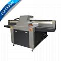 2020新款自动大幅面工业理光GH1115 UV打印机  2