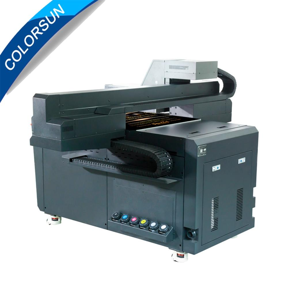 2020 New Automatic Large format industrial Ricoh GH1115 UV Printer 4