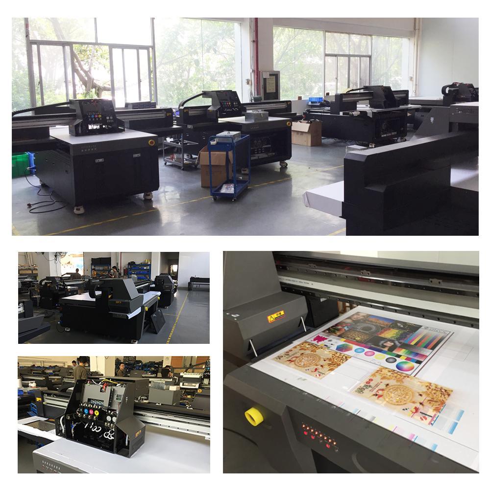 2020新款自动大幅面工业理光GH1115 UV打印机  6