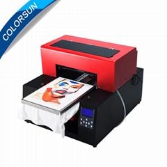 帶計算機的自動A3平板打印機