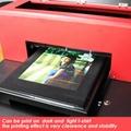 带计算机的自动A3平板打印机 7