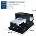 自動A3平板打印機8色 5