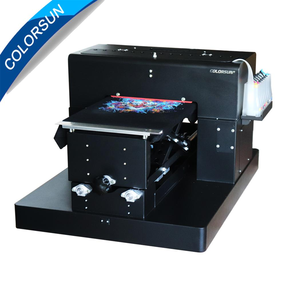 Automatic A3 Flatbed printer for 8 color
