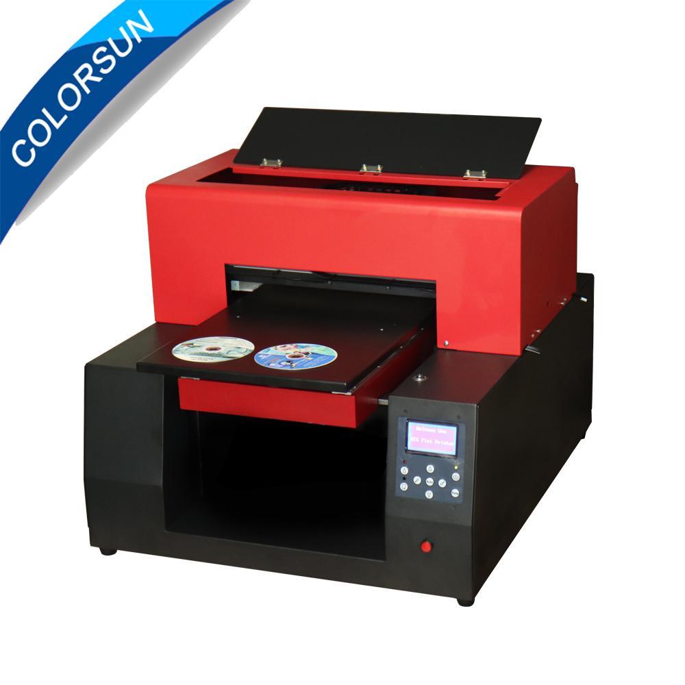 新型數字自動A3 UV打印機6色(紅色) 1
