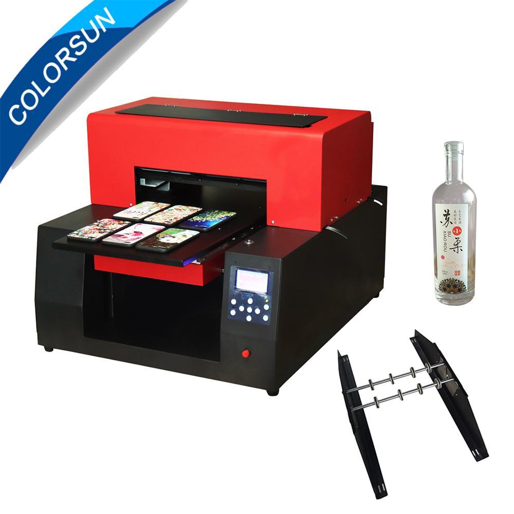 新型數字自動A3 UV打印機6色(紅色) 2