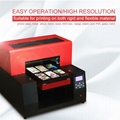New Digital Automatic A3 UV Printer 6Colors (Red))