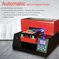 新升级的6色A4 UV平板打印机(红色) 4