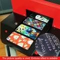 新升级的6色A4 UV平板打印机(红色) 5