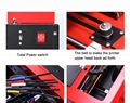 新升級的6色A4 UV平板打印機(紅色) 8