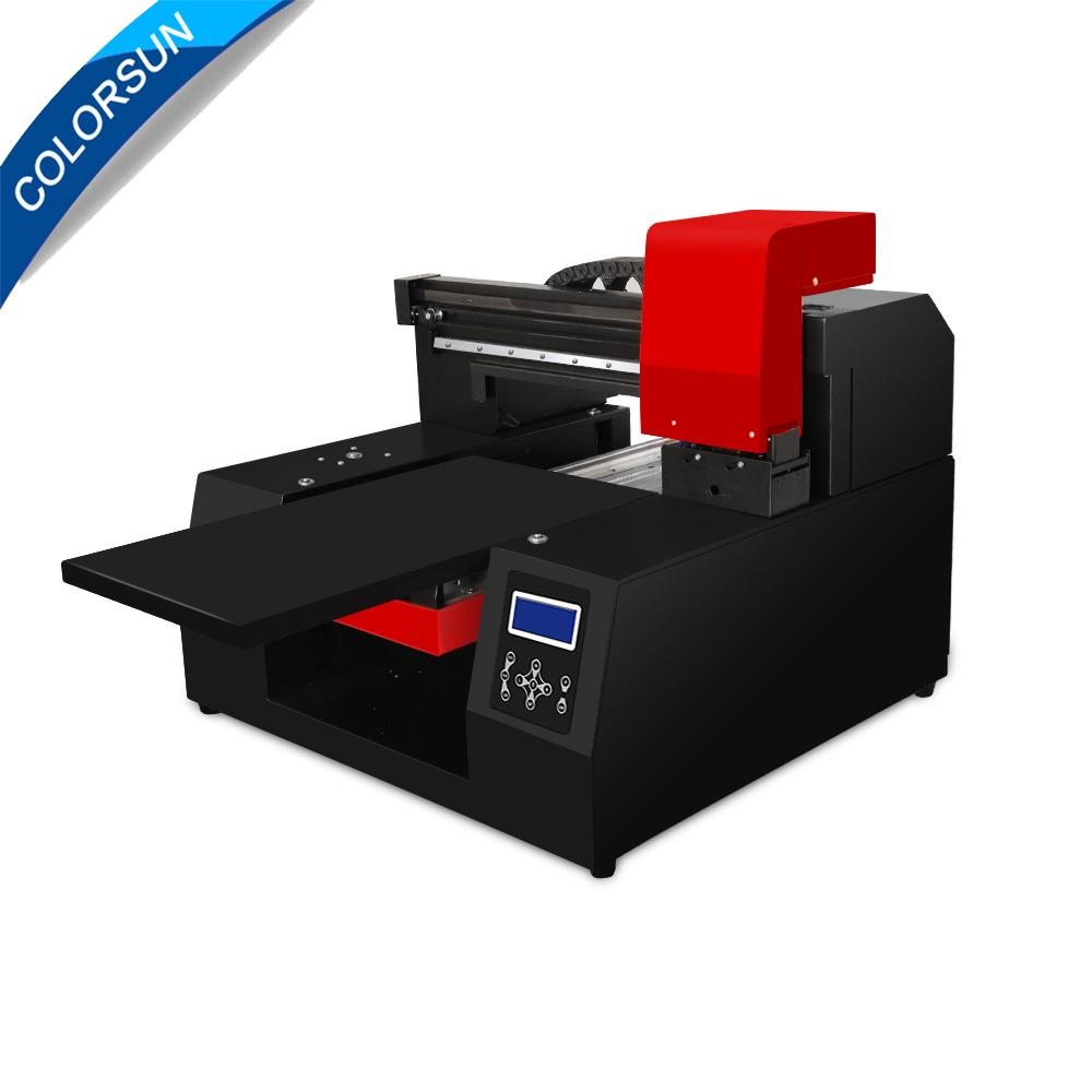 Automatic  3060 DTG printer with double printheads 2
