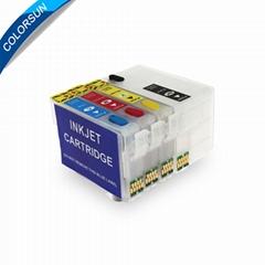 T2711 WF7110填充墨盒带自动复位芯片WF-3640 WF-3620 WF-71