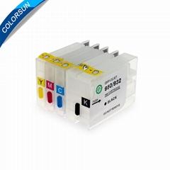 45/5000 HP T120 T520 711的可填充墨盒