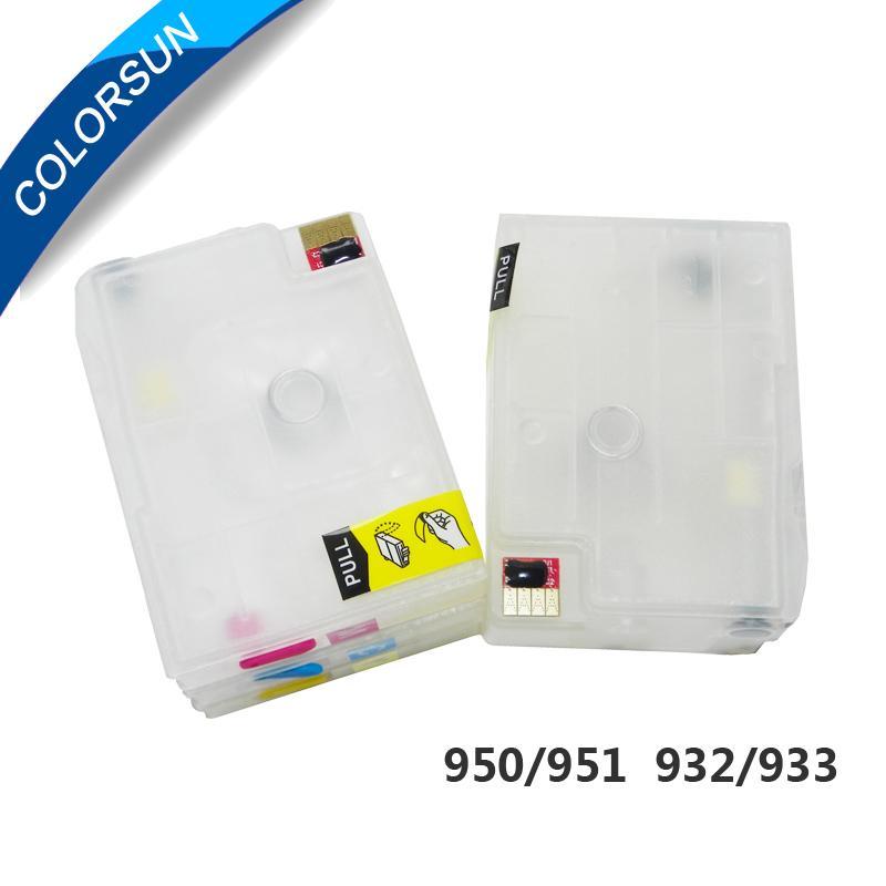 45/5000 HP T120 T520 711的可填充墨盒 4