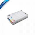 refillable cartrdige with ARC chip for hp 970/971