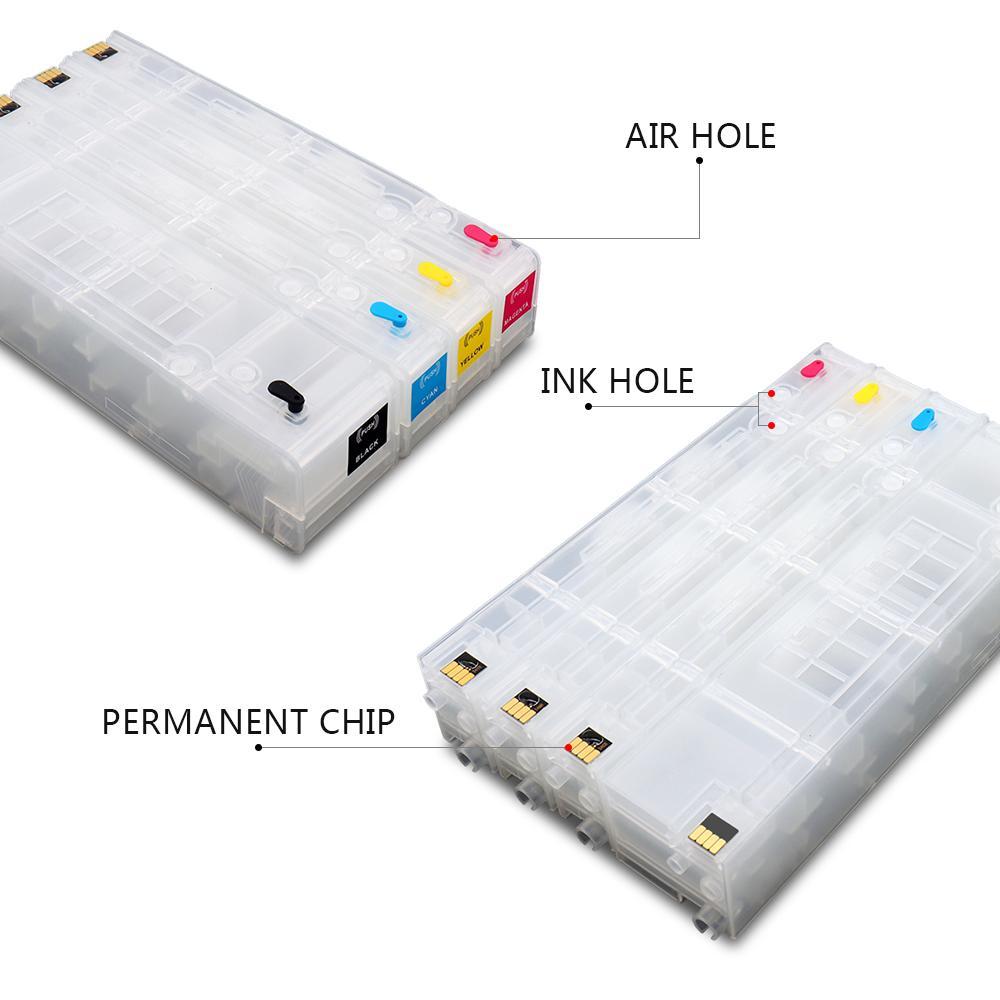 填充墨盒 HP970/971 4