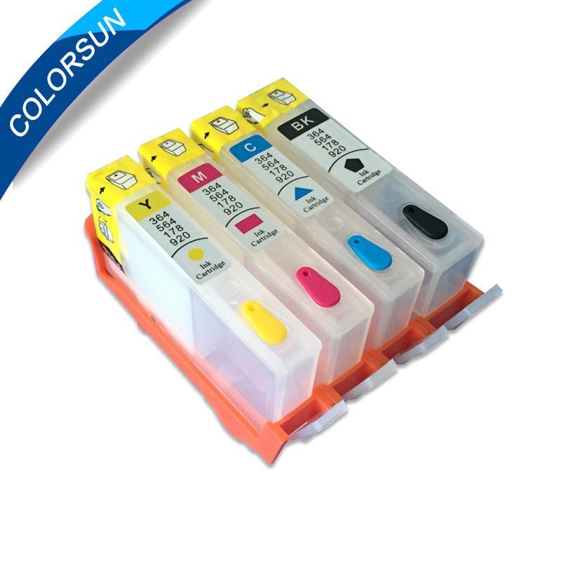用於HP685 / HP670 / HP655的可再填充墨盒帶芯片 1