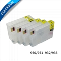 Refill 950/951 for hp 8600/8100