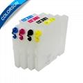 Refillable cartridges for Ricoh GC31