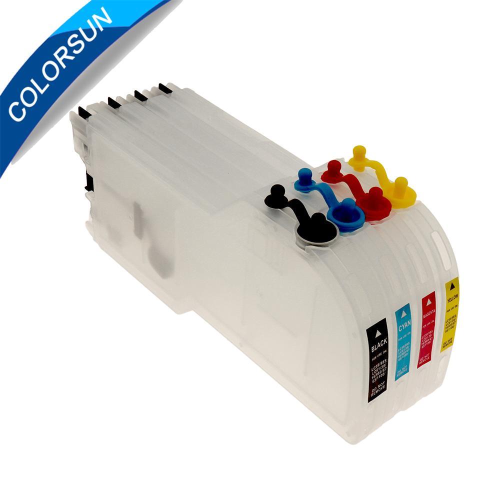 LC39 / 985可填充墨盒 1