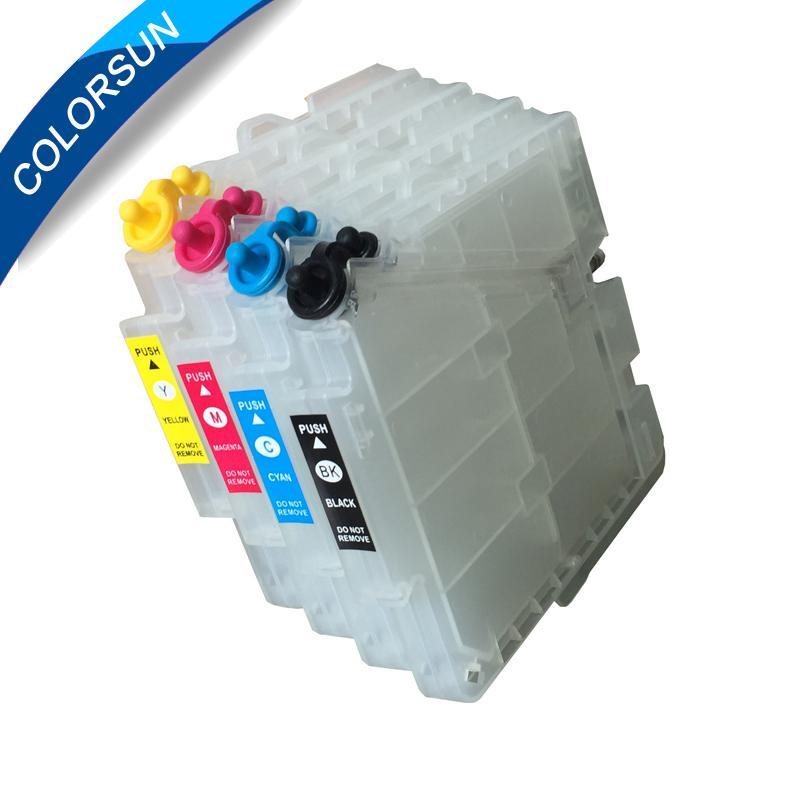 理光GC21的可填充墨盒 4
