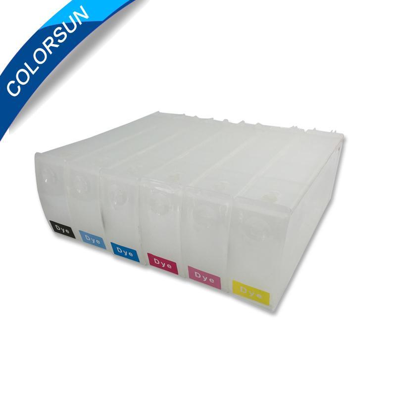 HP5000/5500/5100/Z6100填充墨盒 1
