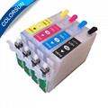 NEWEST Refillable cartridge for XP30/XP102/XP202/XP33/XP303/ME301/E303/ME101