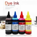 Print colorful and eye-catching dye inks