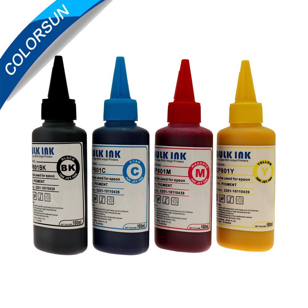 適用於HP 940/950/970的顏料墨水 2