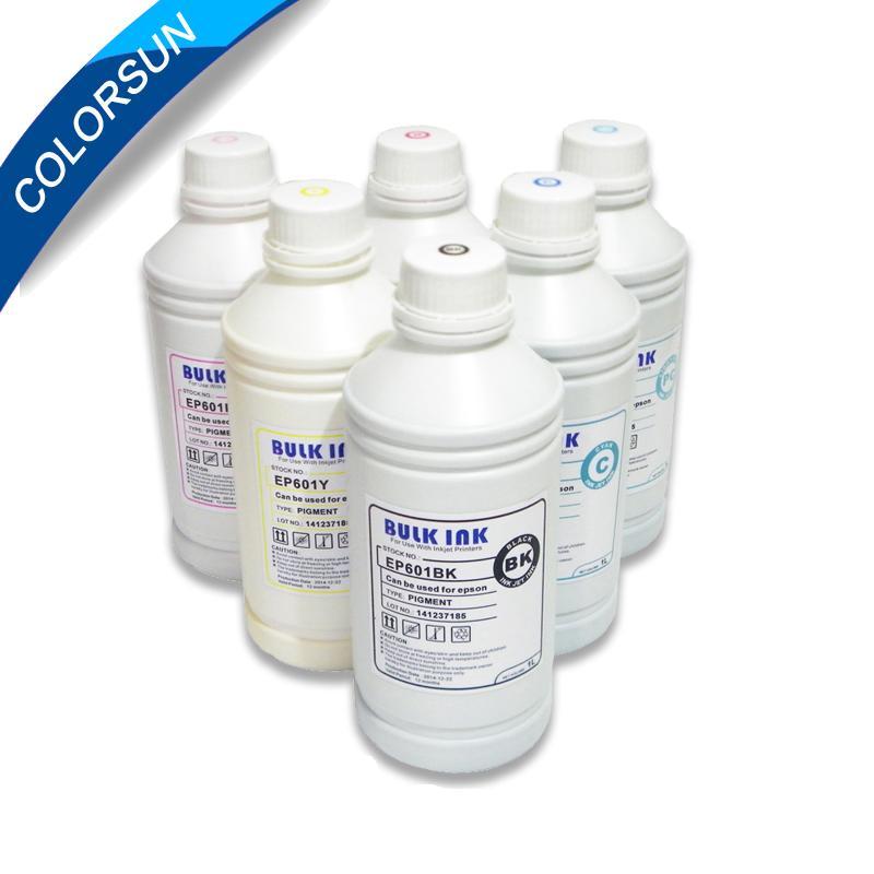 Qulity Pigment printer ink for Epson printer