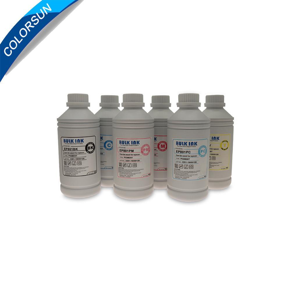 Qulity Pigment printer ink for Epson printer  2