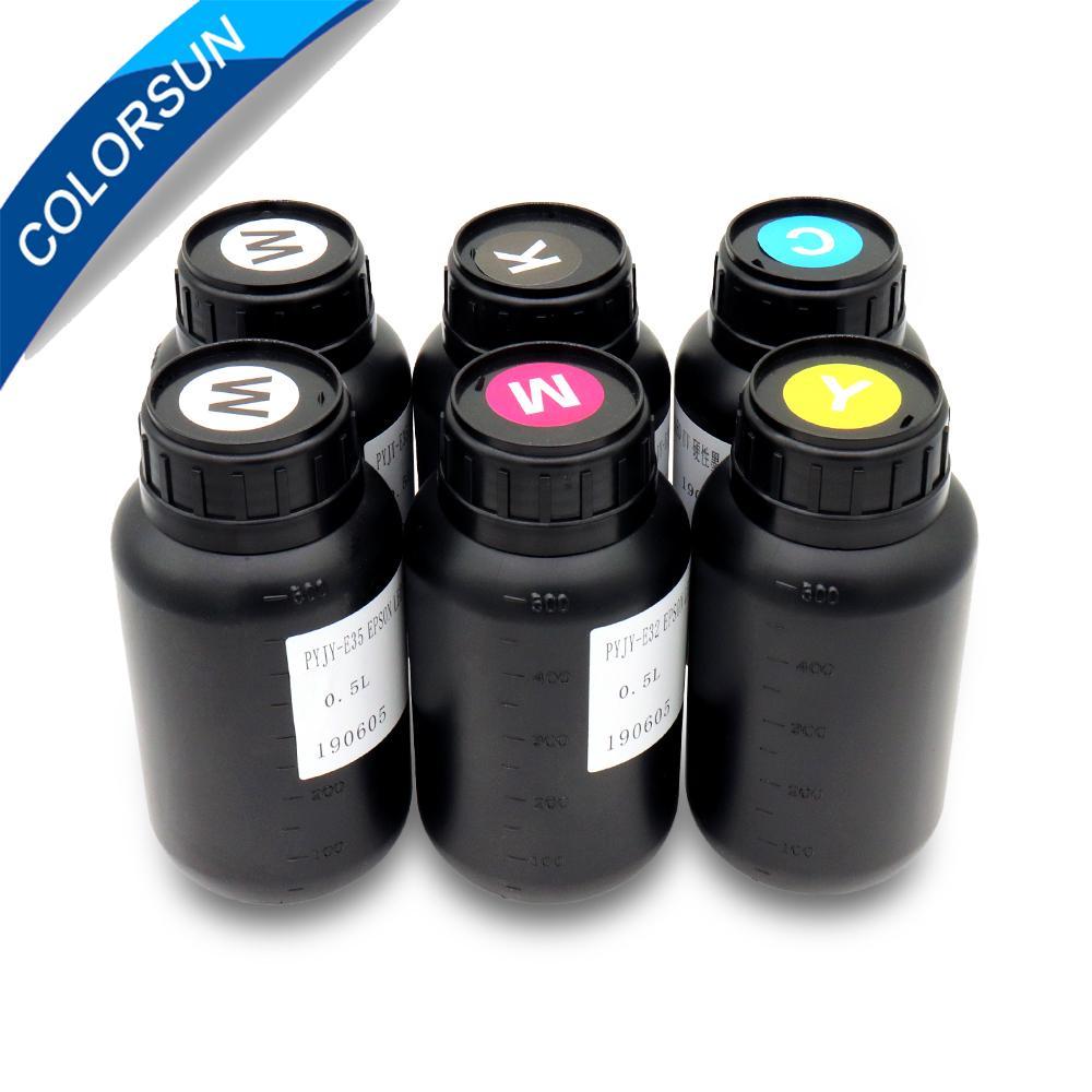 Richer colors UV ink 1