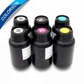 Richer colors UV ink