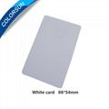 可打印的空白PVC卡