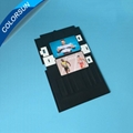 Plastic Magnetic Stripe Blank PVC Card