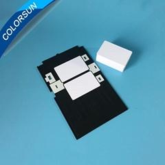 喷墨PVC身份证(适用于Epson打印机的喷墨打印)