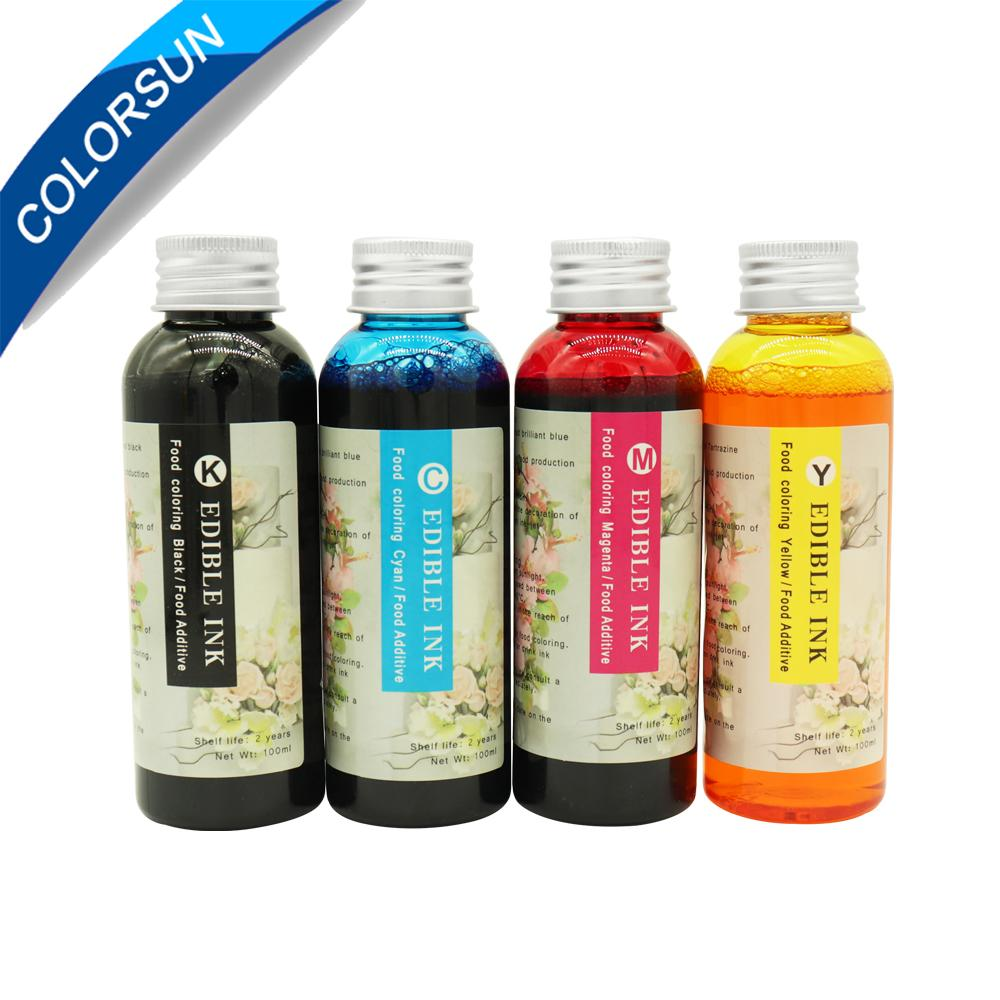 Imported Edible ink ,for printing Coffee,Drink,Cappuccion,Milktea,Beer ect