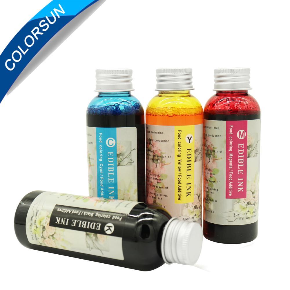 进口可食用墨水,用于打印咖啡,饮料,卡布奇诺咖啡,奶茶,啤酒等 2